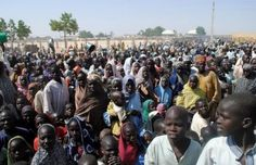 IDPs campThe Nigerian Army on Tuesday dismissed as 'misleading', reports of a suicide bomb attack at an Internally Displaced Persons (IDPs) camp in Pulka community of Gwoza Local Government Area of Borno.The military also described as 'fictitious',. Nigerian Government, Latest Nigerian News, Boko Haram, Digital News, Nigeria News, State Government, People, Camps, United Nations