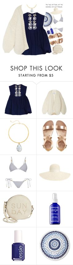 """Pack and Go: Labor Day"" by stavrolga ❤ liked on Polyvore featuring Lilly Pulitzer, I Love Mr. Mittens, Calypso Private Label, Melissa Odabash, Inverni, Sanctuary, Captain Blankenship, Essie, The Beach People and cardigan"