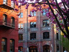 Pearl District, Portland, OR