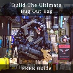 Premade Bug Out Bag vs. Survival Bug Out Bag – Fight or Flight Survival Gear Survival Fishing, Survival Tools, Wilderness Survival, Camping Survival, Outdoor Survival, Survival Prepping, Edc Tools, Fishing Tips, Survival Items
