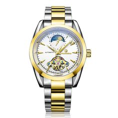 zegarki meskie High Quality star Tourbillon Automatic mechanical Watches Men Brand waterproof watch full steel watch Man Clcok #Affiliate