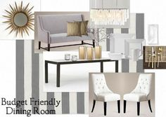 Dining Room Design for Under $3500!    DESIGNED by Carla, Furnished by YOU: An Easy, Affordable, DIY Holiday Dining Room — DESIGNED w/ Carla Aston
