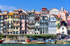 Kleurrijk Porto by Karine van der Werf