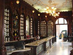 Cuban Pharmacy | A totally restored Pharmacy in Havana. | julia jackson | Flickr
