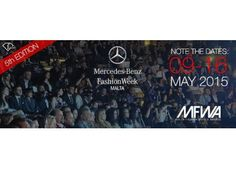 9.05.2015 - 16.05.2015 — Here comes The Mercedes-Benz Malta Fashion Week, a seven day festa celebrating Malta's fashion scene – the style, the glamour, the people and the industry, and you too are invited!