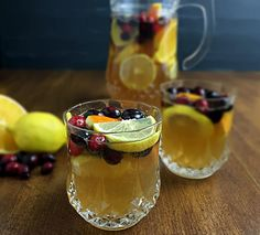 This refined sugar-free sangria is a synch to make, & everyone will love the sweet, fruity & fresh flavor it delivers at your next holiday gathering