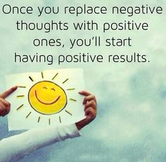 Happy thoughts only!!!