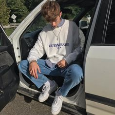 - Men's style, accessories, mens fashion trends 2020 Mode Outfits, Retro Outfits, Vintage Outfits, Fresh Outfits, Urban Outfits, Simple Outfits, Boy Fashion, Winter Fashion, Street Fashion