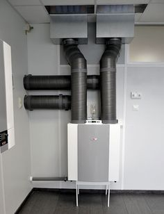 New Basement Air Exchangers