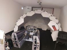 Hexa dome cave