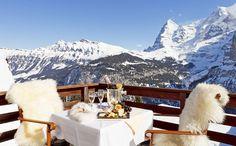 Hotel Eiger -Switzerland Established in 1892 in...   Luxury Accommodations