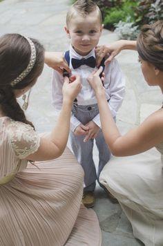Southern Style Statement :: Kortni+Logan, Part 1   Cedarwood Weddings