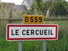 Le Cercueil (Orne) | 46 communes françaises au nom complètement absurde