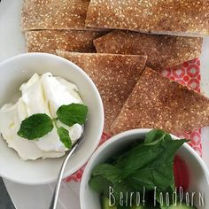 Lebanese Breakfasts Are The Best! Fresh Warm Kaak With a Plate of Labneh And Veggies at Kahwet Leila! #beirut #beirutfoodporn #livelovebeirut #lebanon #foodporn #lebanesefood #foodie #food #Instagram #eeeeeats #instafood #foodgasm #love #food52 #EatTravelRock #fdprn #yummylebanon #everythingerica #foodpornshare #foodilysm #beirutfood #whatsuplebanon