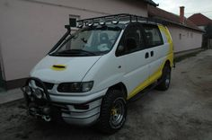 Gallery for Mitsubishi - image Delica Van, Expedition Vehicle, Rowan, Camper Van, Campers, Alaska, 4x4, Gallery, Vehicles