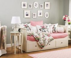 [ Bedroom Daybed Ideas Hemnes Daybed Room Ideas Ikea Daybed Room Ideas Ikea Bedroom Design Ideas Digsdigs ] - Best Free Home Design Idea & Inspiration Ikea Hemnes Daybed, Hemnes Day Bed, Ikea Malm, Ikea Bedroom, Girls Bedroom, Bedroom Decor, Bedroom Ideas, Bedroom Furniture, Day Bed Decor