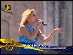 Flor no somos portugal da TVI em lamego com o tema   so o homem portugues