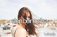 shy, before i die, and bucket list image