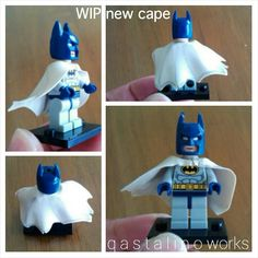WIP Batman cape. https://www.flickr.com/people/qastalino/