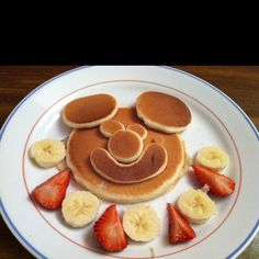 Mickey Mouse Pancakes :) o-toodles