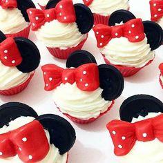 Sabonetes Cupcakes Minnie