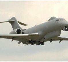 Sentinel R1 Spy Plane
