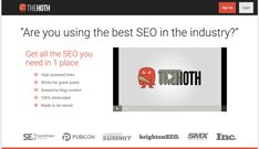 Earn money online in 2019 with TheHOTH, join this Search Engine affiliate program. Best Seo, Earn Money Online, Make More Money, Search Engine, Blog, Make Money Online, Earn Extra Money Online, Blogging