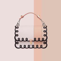 fendi Stay in the loop! We're swooning over the ultra-creative array of new #FendiKanI bags from the #FendiSS17 collection on Fendi.com. Artwork by @ll.graphic
