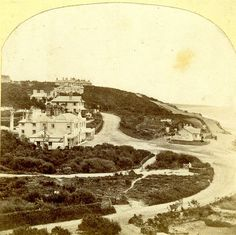 First Color Photograph, Bournemouth, Places Of Interest, Buses, Old Houses, Old Photos, Vintage World Maps, Surfing, Bath