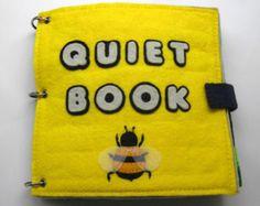 Rustige boek drukke boek Doll house boek voelde me door HappyMumToys