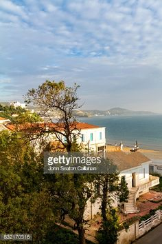 Algeria, Annaba, suburb near St Cloud beach on the Mediterranean Sea