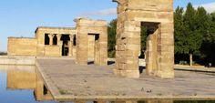El Antiguo Egipto en pleno Madrid en el Templo de Debod