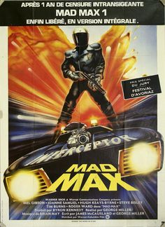 Mad Max. Full body coverage in leather.