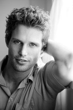 Kerry James as Caleb Odell in Heartland. Odelicious!!