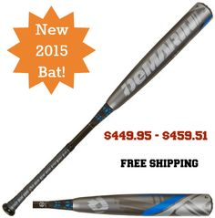 The 2015 DeMarini CF7 BBCOR Baseball Bat Review $449.95 - $459.51 #baseball #DeMariniNation