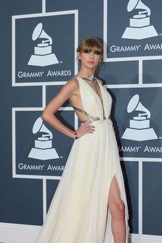 ¡Espléndida y viva! La alfombra roja del Grammy 2013 - Terra Argentina