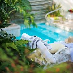 The pool suites at The Last Word Constantia and The Last Word Franschhoek have a private plunge pool. The ideal place to unwind and relax after a fun day exploring!