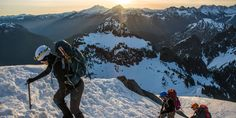 Mountaineering the West: 15 Spectacular Summits