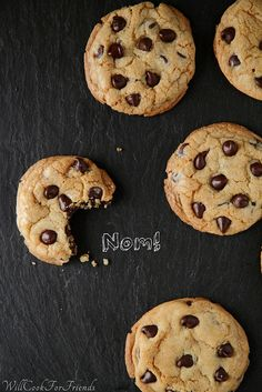 Tips for making picture-perfect chocolate chip cookies   Will Cook For Friends