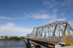 Alexandra Bridge. I do have a favorite bridge, and this is it.