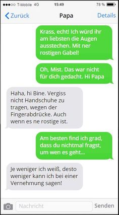 Die 15 besten Textnachrichten, die Eltern je geschrieben haben When your parents take the step into the digital age, it can be pretty funny. We have collected the 15 best news from parents. Wallpapers Funny, Wallpapers Whatsapp, Funny Chat, 9gag Funny, Funny Texts, Epic Texts, Funny Humor, Hilarious, Text Message Fails