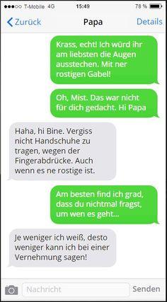 Die 15 besten Textnachrichten, die Eltern je geschrieben haben - Kinder, Gesellschaft, Entertainment   NetMoms.de