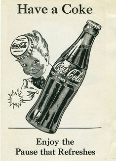 Coca Cola 1947