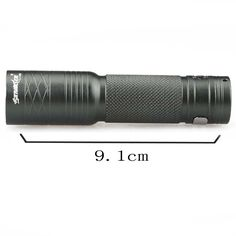 C34 Flash Bike Light Lomg Range Torches 2015 New High Quality Lanternas Mini Black LED Flashlight 3 Modes Waterproof LED Torch