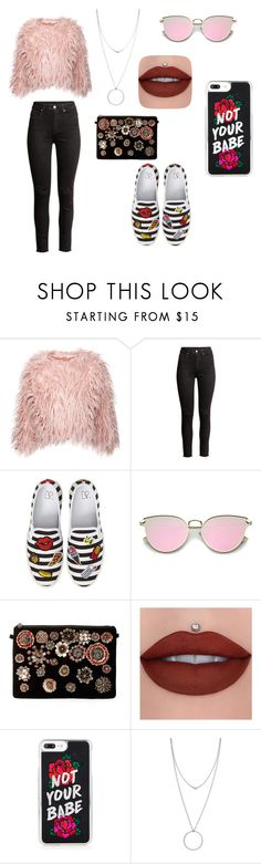 """""""xo"""" by inae-leigh on Polyvore featuring moda, BP., Steve Madden e Botkier"""