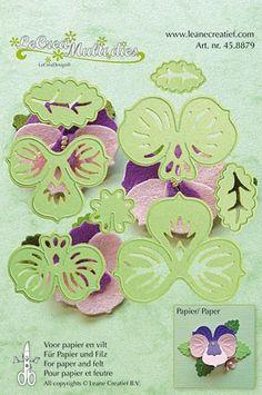 Leabilities - Die - Multi Flower 3,$17.99