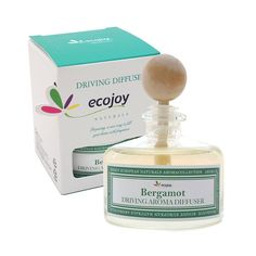 ECOJOY WoodCandy Reed Diffuser, Fragrant Elegance and Highest Quality, Lavender, 60 ml Suitable to use in vehicles or on desks with 60ml compact size  • Using premium flavoring of perfume level, conducts aroma therapy air freshner and deodorization function  • Control fragrance intensity by the number of reeds used and the frequency of flipping the reeds  • 100% Satisfaction Guaranteed. No hassles and headaches #nyfashioncity #korea #amazon #shop #ecojoy #diffuser #fragrance