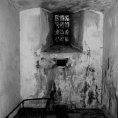 Men, women and even children were caged here cell by cell in Bodmin Gaol prison in England, built in 1779 and closed in 1927.