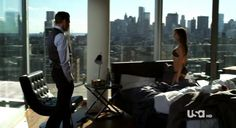 harvey specter apartment
