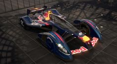 Scuderia Toro Rojo, Season 3 of story (Red Bull X2014 Standard Car, GT6)